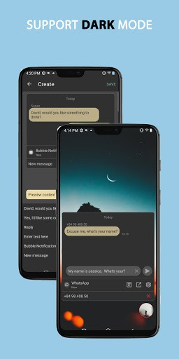 Bubble Notification | Chat Heads PC screenshot 2