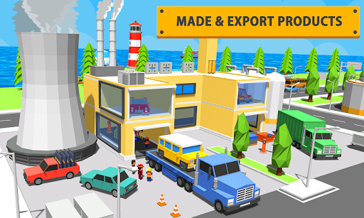 New Industrial City Craft Building Game pc screenshot 1