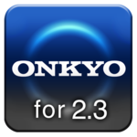 Onkyo Remote for Android 2.3 icon