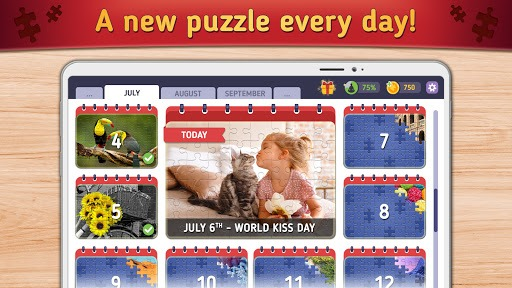 Relax Jigsaw Puzzles PC screenshot 3