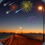 Meteor Shower FireWorks for pc logo