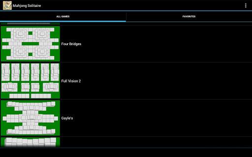Mahjong Solitaire pc screenshot 1