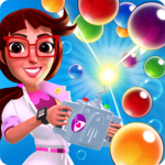 Bubble Genius - Popping Game! for pc logo