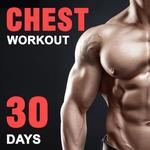 Chest Workouts for Men - Big Chest In 30 Days icon
