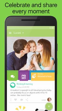 Ovia Parenting: Baby Tracker & Development Log pc screenshot 1