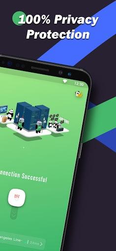 PandaVPN Pro - Fastest, Private, Secure VPN Proxy pc screenshot 1