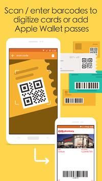 Pass2U Wallet - store cards, coupons, & rewards pc screenshot 1