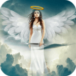Wings for Photos: Angel Wings Photo Editor for pc logo