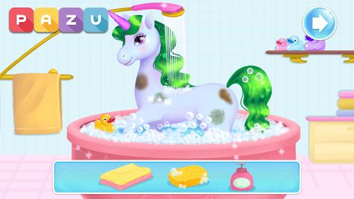 My Unicorn dress up games for kids PC screenshot 2