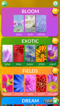 Wordscapes In Bloom pc screenshot 1