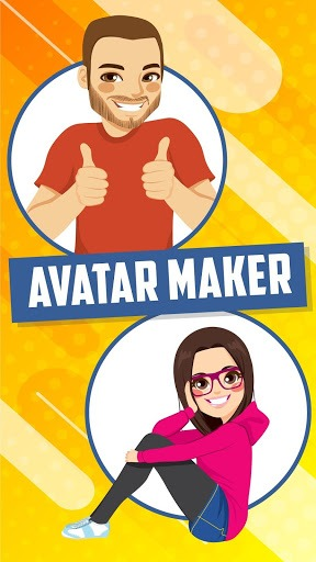 Personal Cartoon Avatar Maker PC screenshot 1