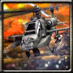 Modern Gunship Combat 3D icon