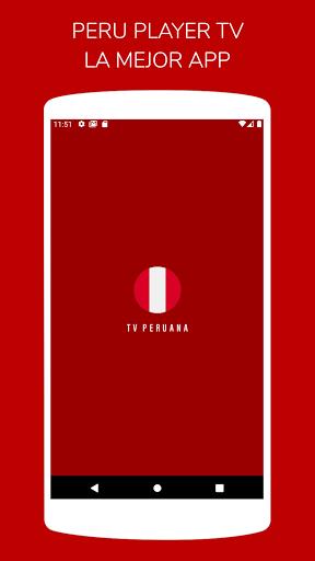 Televisión Peruana pc screenshot 1