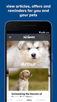 PetSmart pc screenshot 1