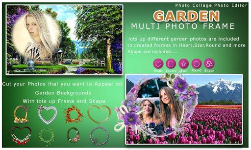 Garden Photo Frame Multi pc screenshot 1
