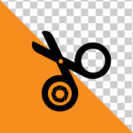 PhotoCut - Background Eraser & CutOut Photo Editor icon