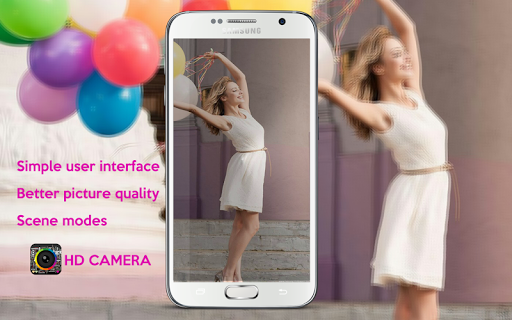 Selfie HD Camera pc screenshot 1
