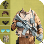 Army Suit Photo Editor 2018 icon