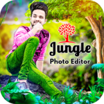 Jungle Photo Editor icon