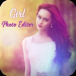 Girls Photo Editor – Girl Hair Style icon