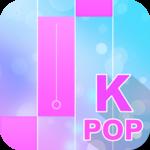 Kpop piano bts tiles game icon