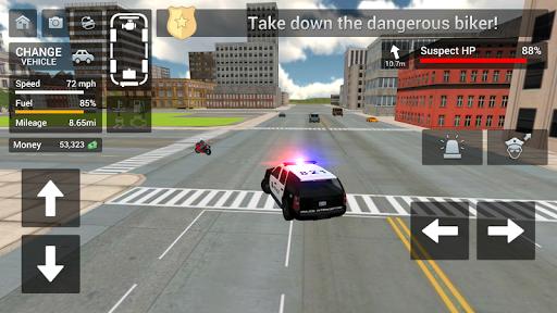 Cop Duty Police Car Simulator pc screenshot 1
