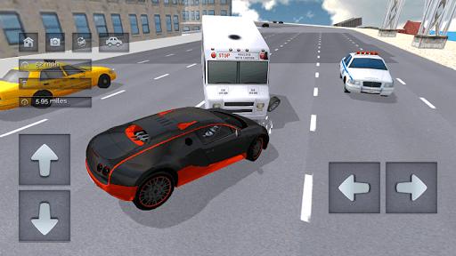 Street Racing Car Driver pc screenshot 1