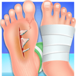 Nail & Foot doctor - Knee replacement surgery icon