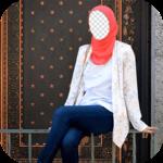 Hijab Selfie Photo Frames icon