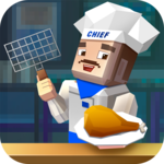 Chicken Wings Deep Fry Chef icon