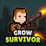 Grow Survivor - Dead Survival icon