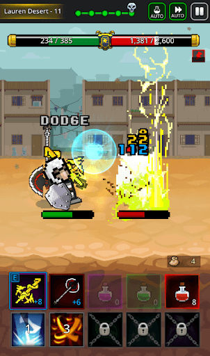 Grow SwordMaster - Idle Action Rpg pc screenshot 1