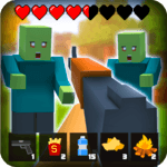 Zombie Craft Survival for pc logo