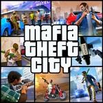 Gangsters Auto Theft Mafia Crime Simulator icon