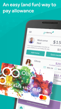 gohenry - the allowance app for young people pc screenshot 1