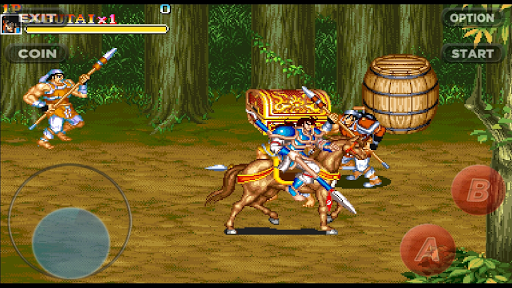 Horse Fighter pc screenshot 1
