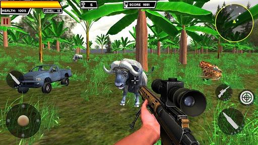 Animal Hunting: Safari 4x4 armed action shooter PC screenshot 2
