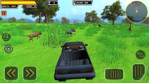 Animal Hunting: Safari 4x4 armed action shooter PC screenshot 3