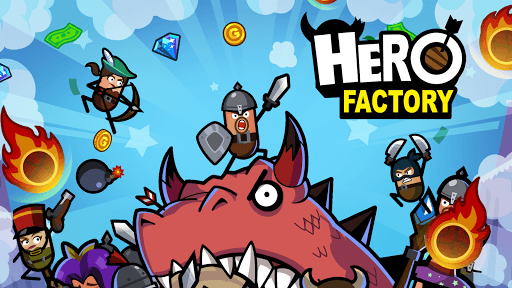 Hero Factory - Idle Factory Manager Tycoon PC screenshot 2