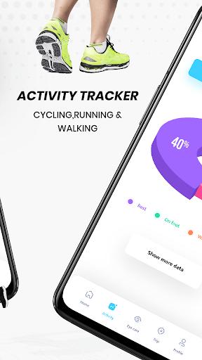 Pedometer - Step Tracker & Activity Tracking PC screenshot 2