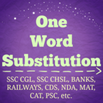 One Word Substitution icon