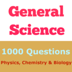 General Science Quiz icon
