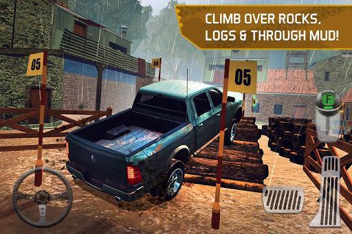 4x4 Dirt Offroad Parking pc screenshot 1