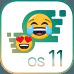 OS11 Emoji Keyboard for Phone 8 icon