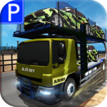 Army Cars Transport Truck 2018 for pc logo