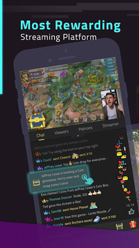 StreamCraft - Live Stream Games & Chat pc screenshot 1