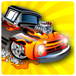 Kids Monster Truck Games icon