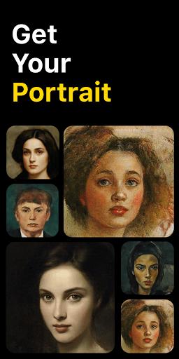 PortraitAI - Your Classic Portrait PC screenshot 1