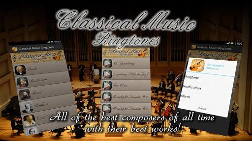 Classical Music Ringtones pc screenshot 1