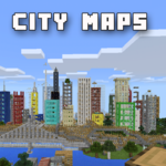 City Maps for Minecraft icon